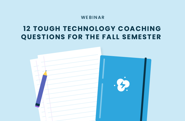 technology coaching questions