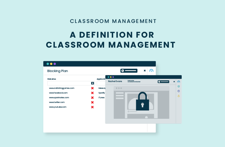 A Definition for Classroom Management