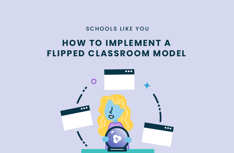flipped classroom model
