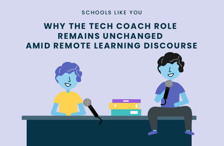 remote learning discourse
