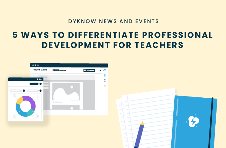 5 Ways to Differentiate Professional Development for Teachers