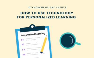 How To Use Technology to Personalize Learning