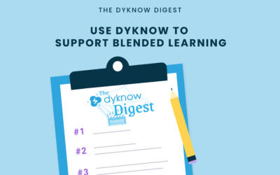 Use Dyknow to Support Blended Learning