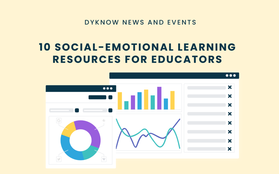 10 Social-Emotional Learning Resources for Educators